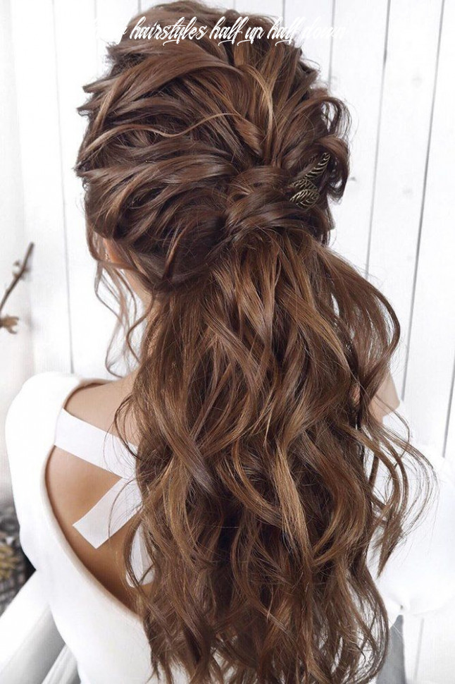 Curly wedding hairstyles from playful to chic | curly wedding hair