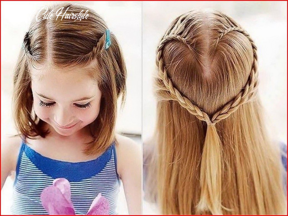 Cute easy hairstyles for girls for short and long hair | girls