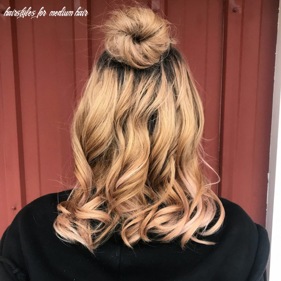 Cute hairstyles for medium hair for homecoming hairstyles for medium hair