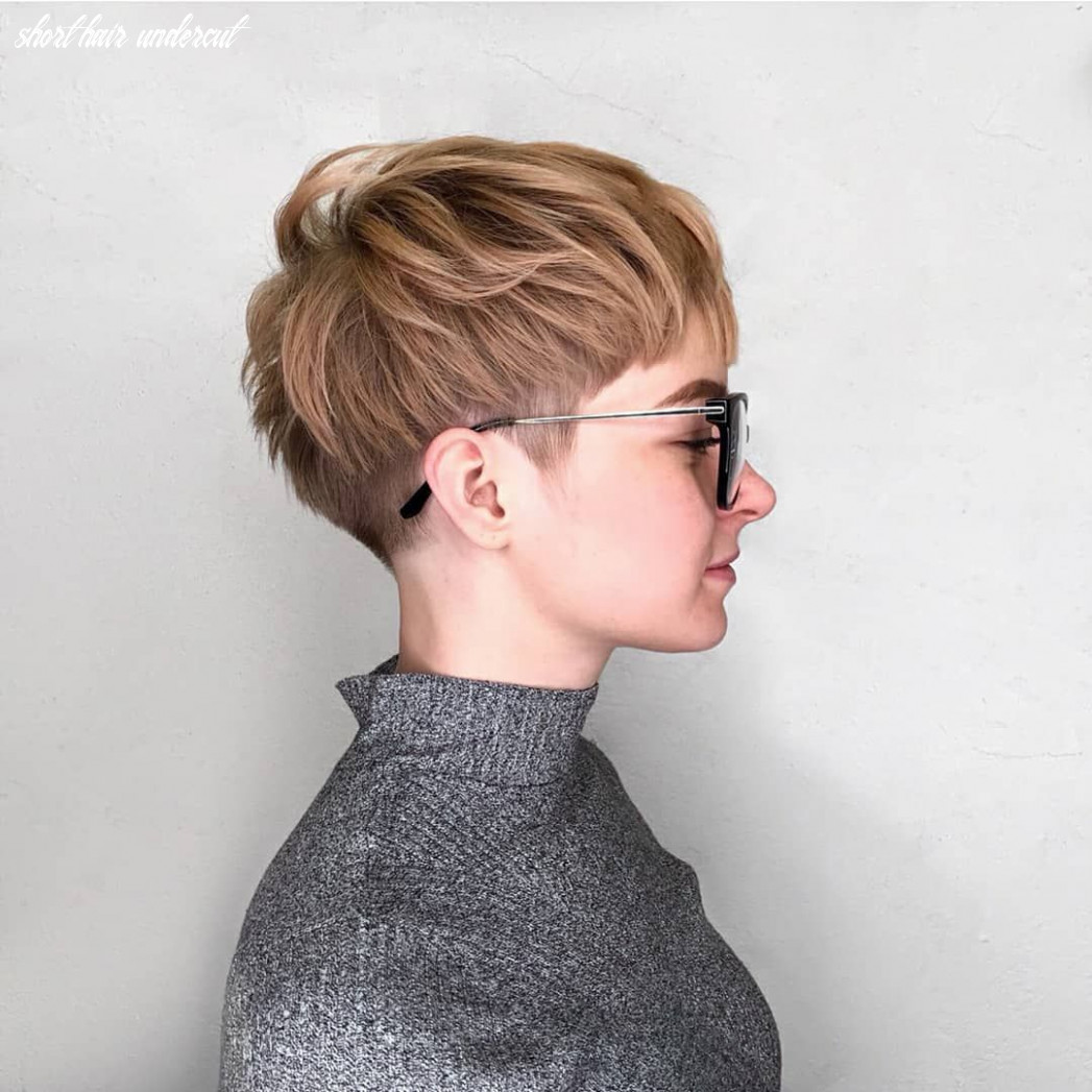 Cute short haircuts for women wanting a smart new image (mit
