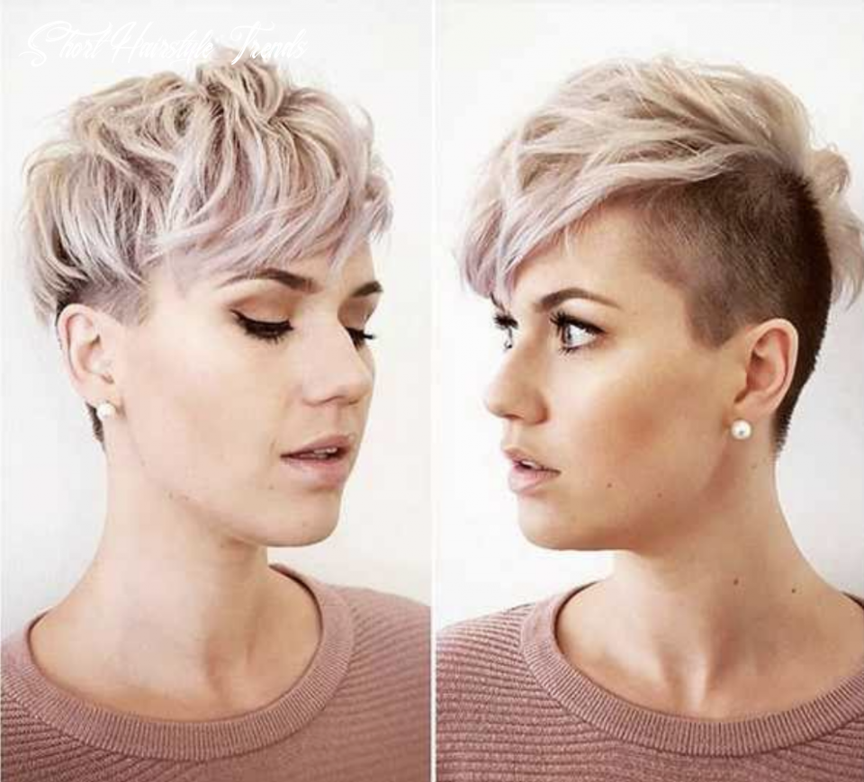 Cute short hairstyles and haircuts trends in 9