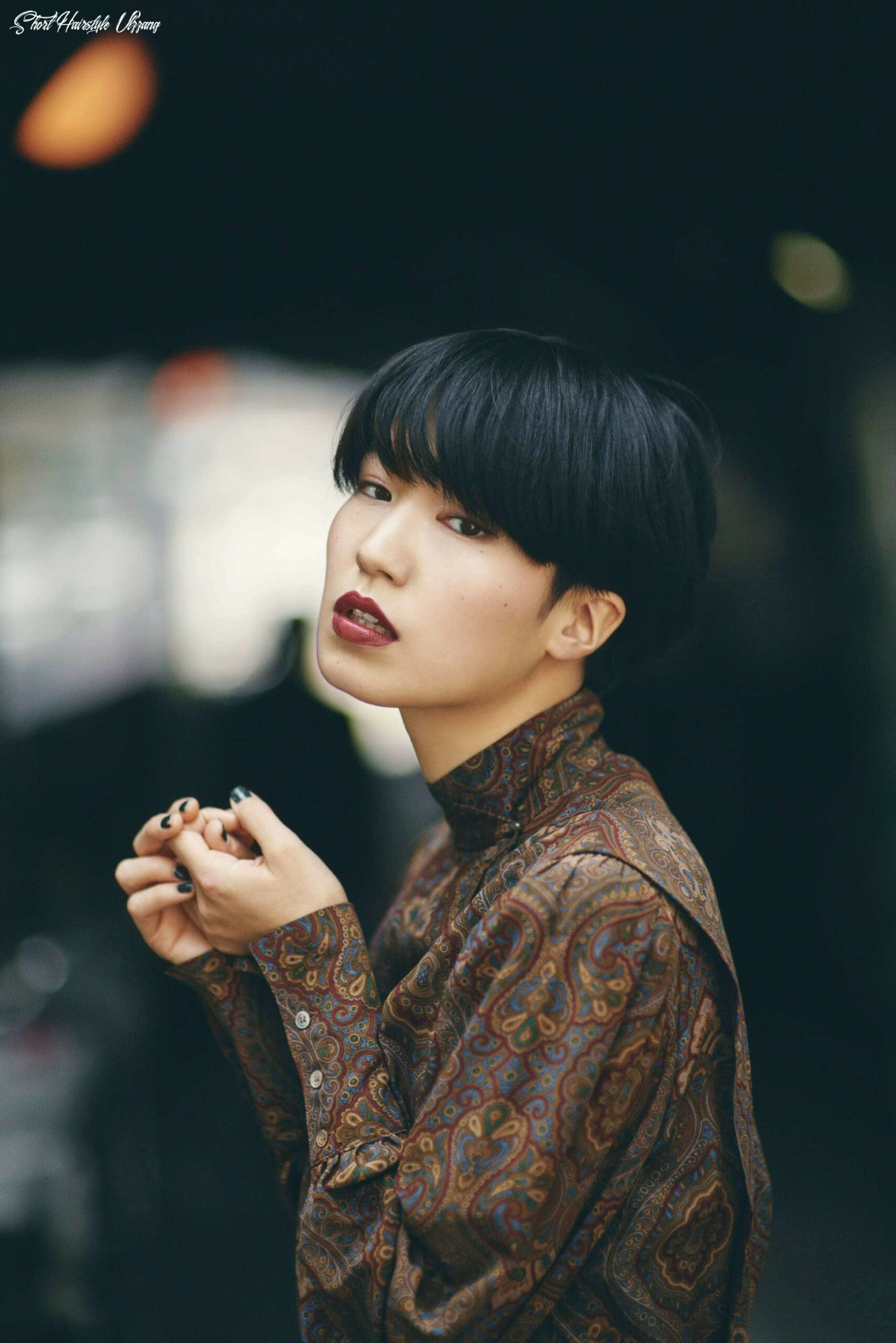 Cute short hairstyles for korean for 12 • stylish f12 short hairstyle ulzzang