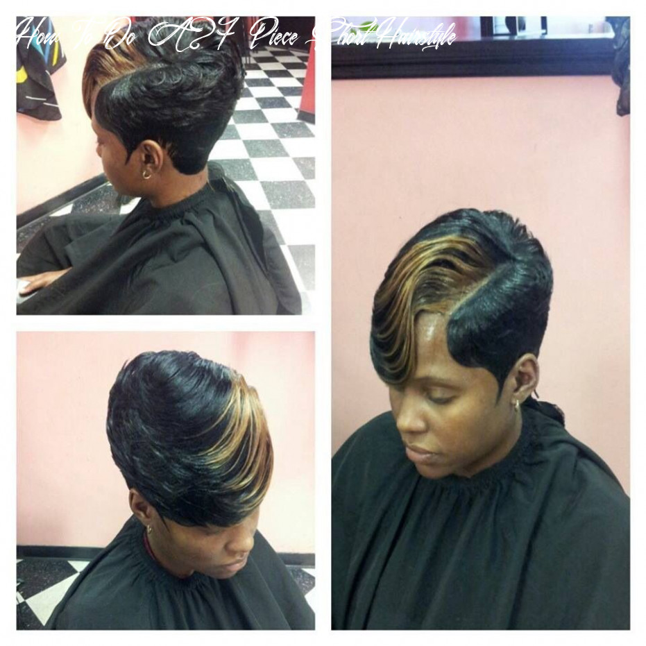 Cute style   8 piece hairstyles, short 8 piece hairstyles, short