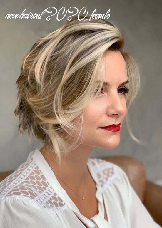 Cutest short haircut styles for women to sport in 12 new haircut 2020 female