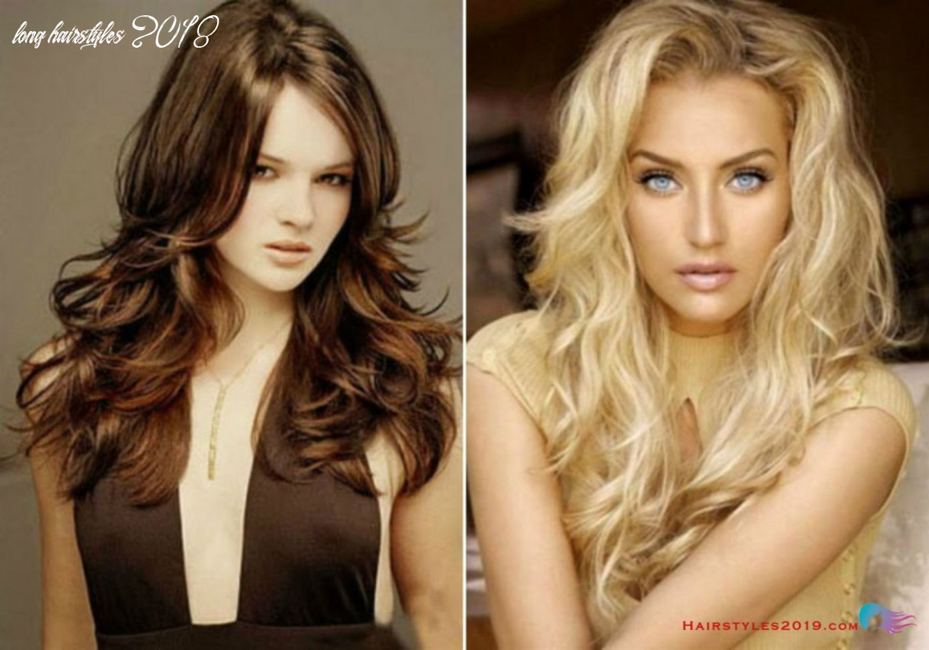 Daily long hairstyles | long hairstyles trends 10 10
