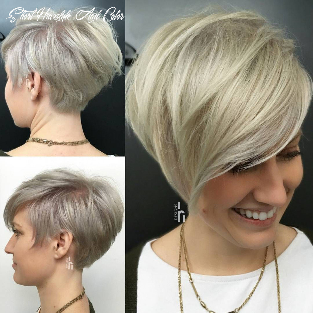 Daring pixie haircuts for women, short hairstyle and color
