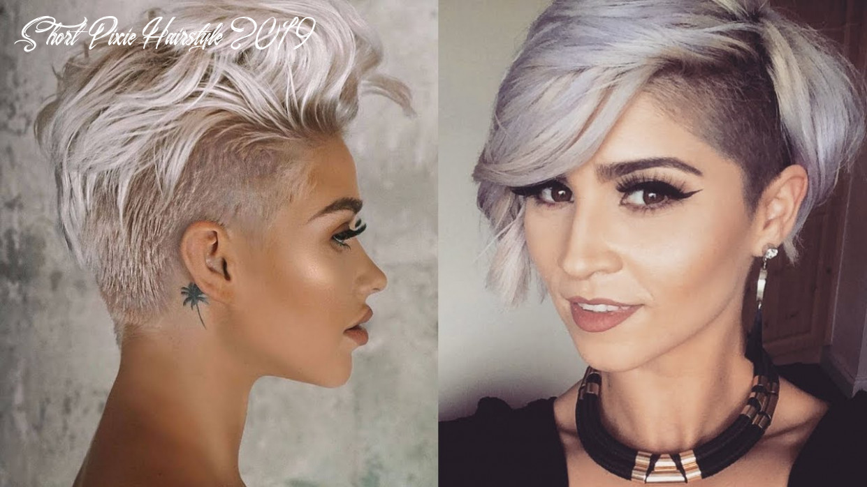 Daring short pixie haircuts for fall 12 & winter 12 short pixie hairstyle 2019