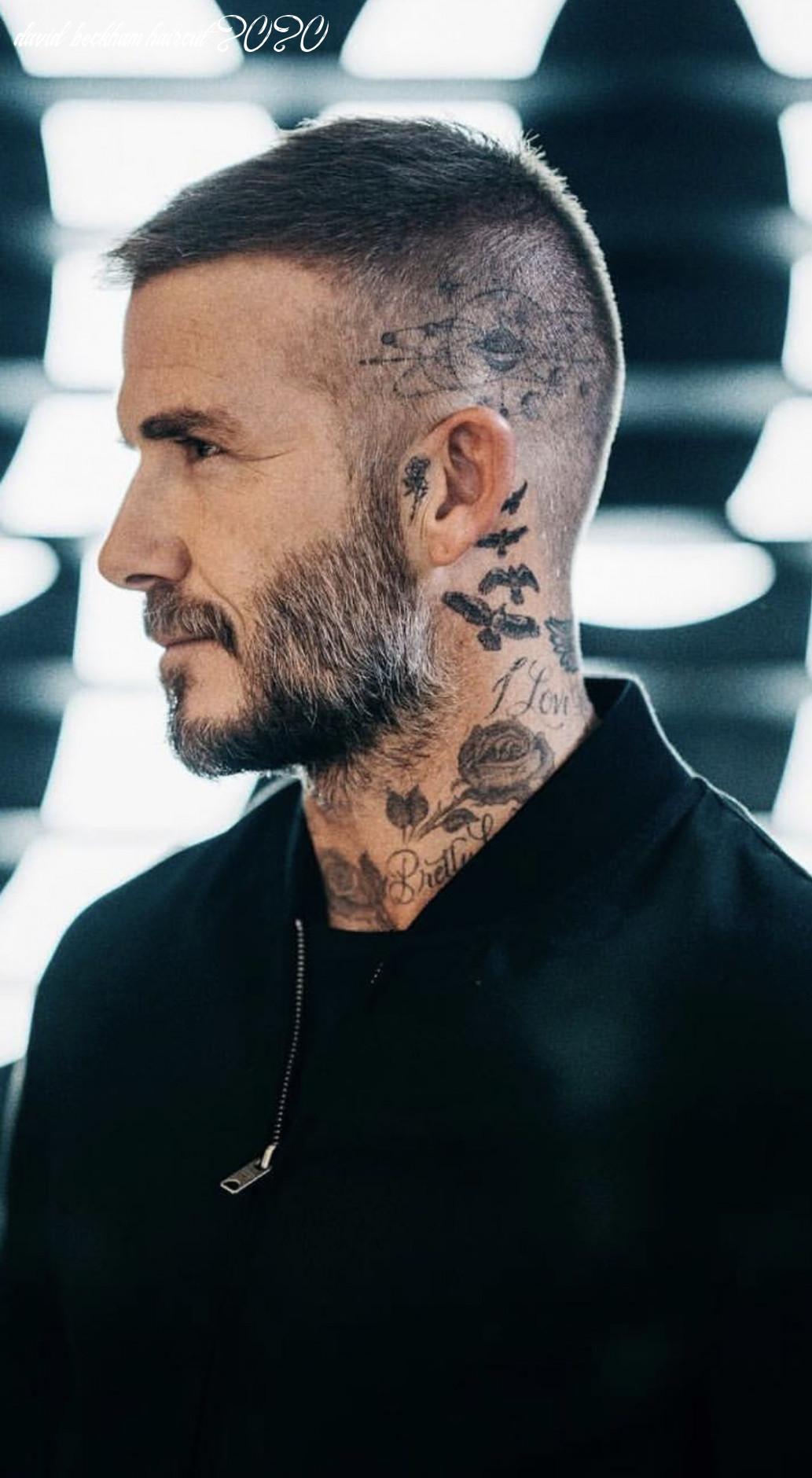 David beckham for house 11 #beardfashion in 11 (with images