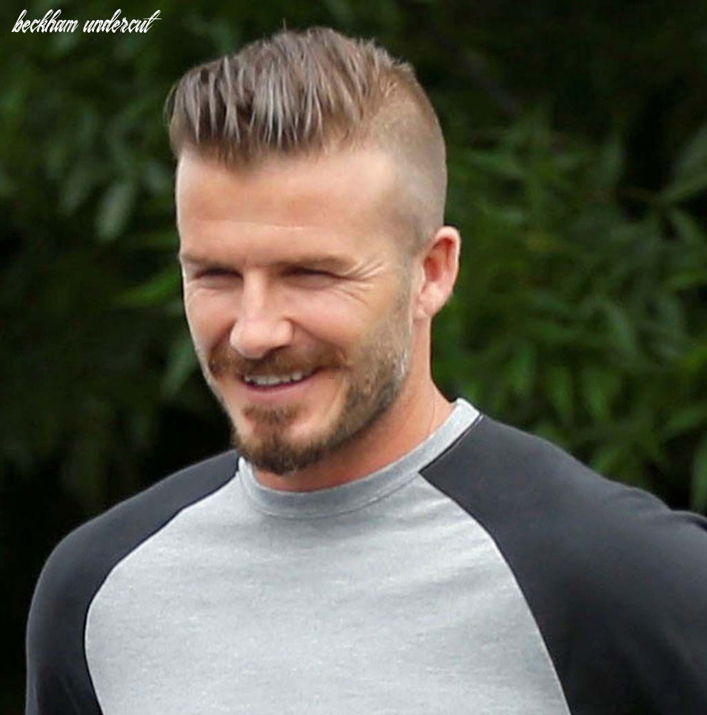 David beckham hairstyle picture gallery (with images) | mens