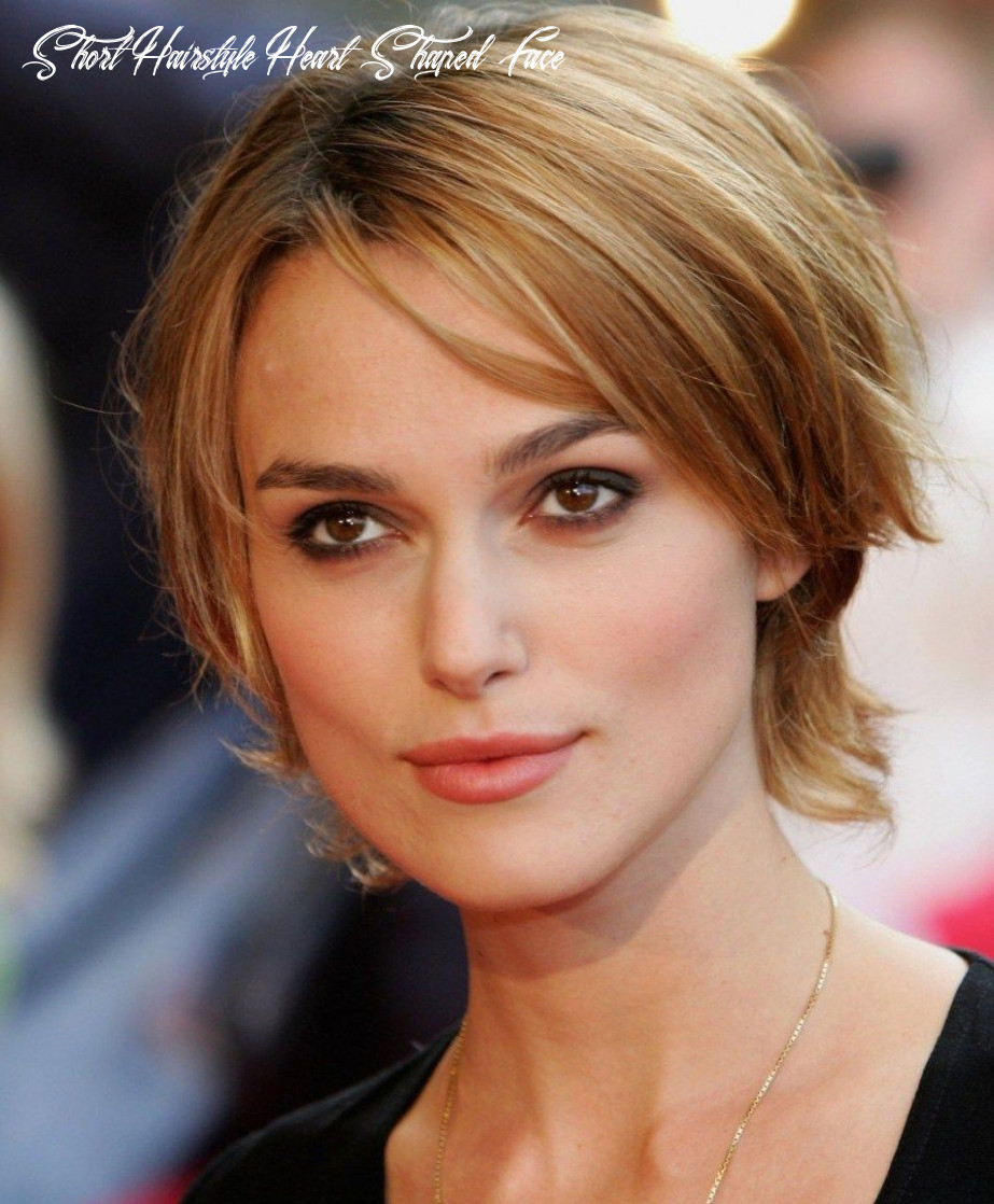 Different short haircuts heart shaped face to try in 8 | face