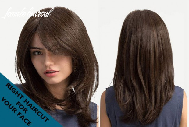 Different types of haircuts for females with images | going in trends female haircut