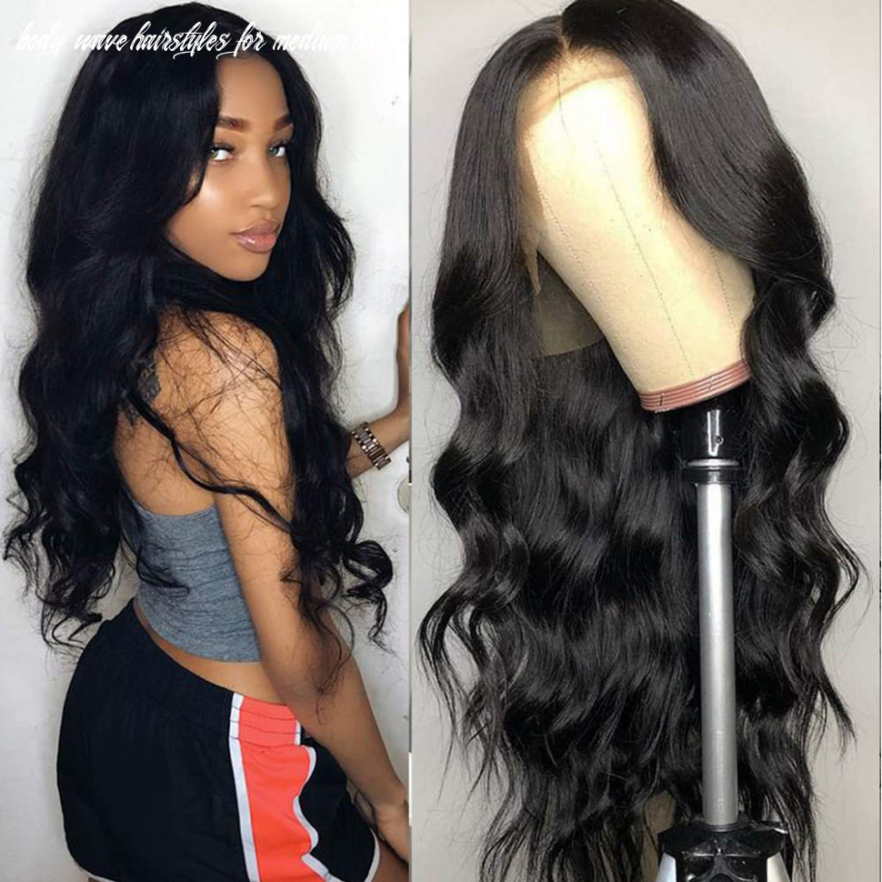 Discount body wave hairstyles for medium hair | body wave