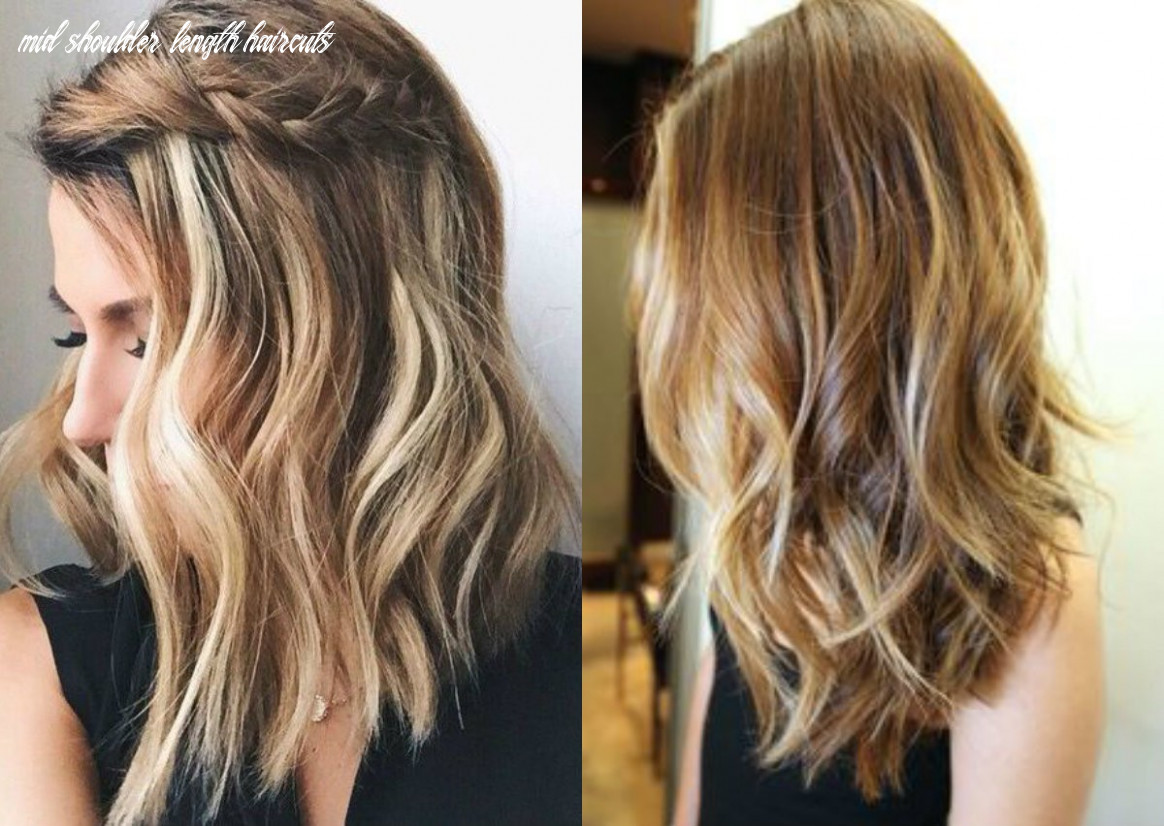 Discover great ideas for medium length haircuts and hairstyles mid shoulder length haircuts