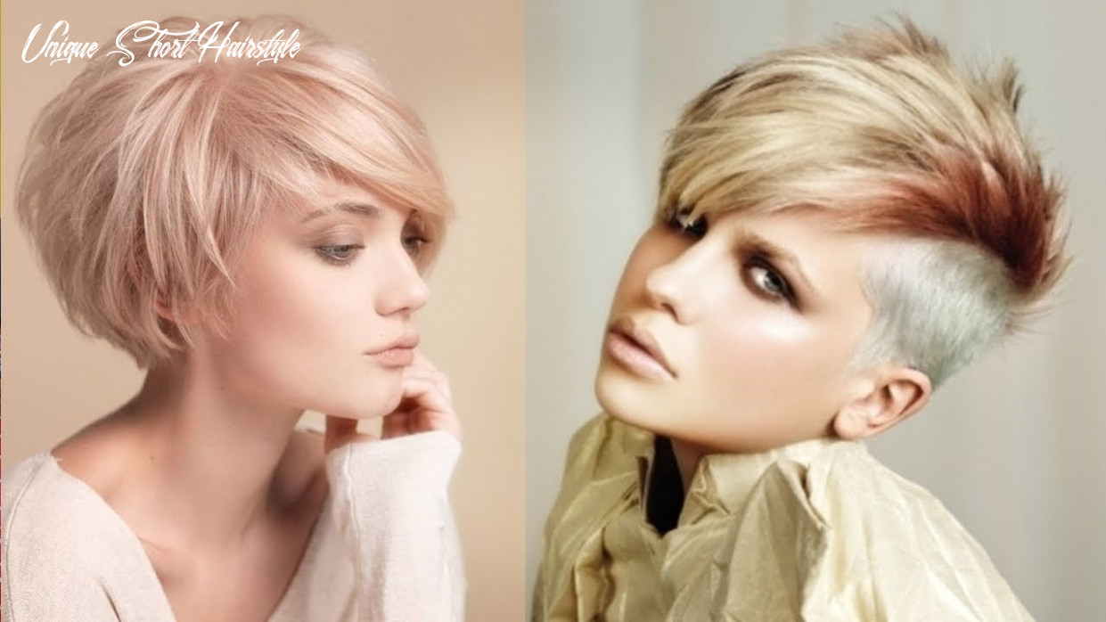 Distinctive and unique short hair styles women hair cuts unique short hairstyle