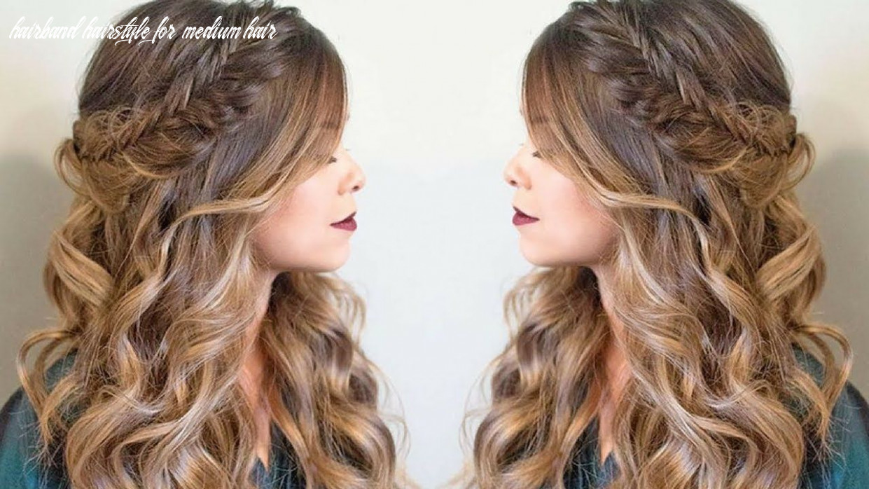 Diy hairstyles for the perfect springtime look   headband