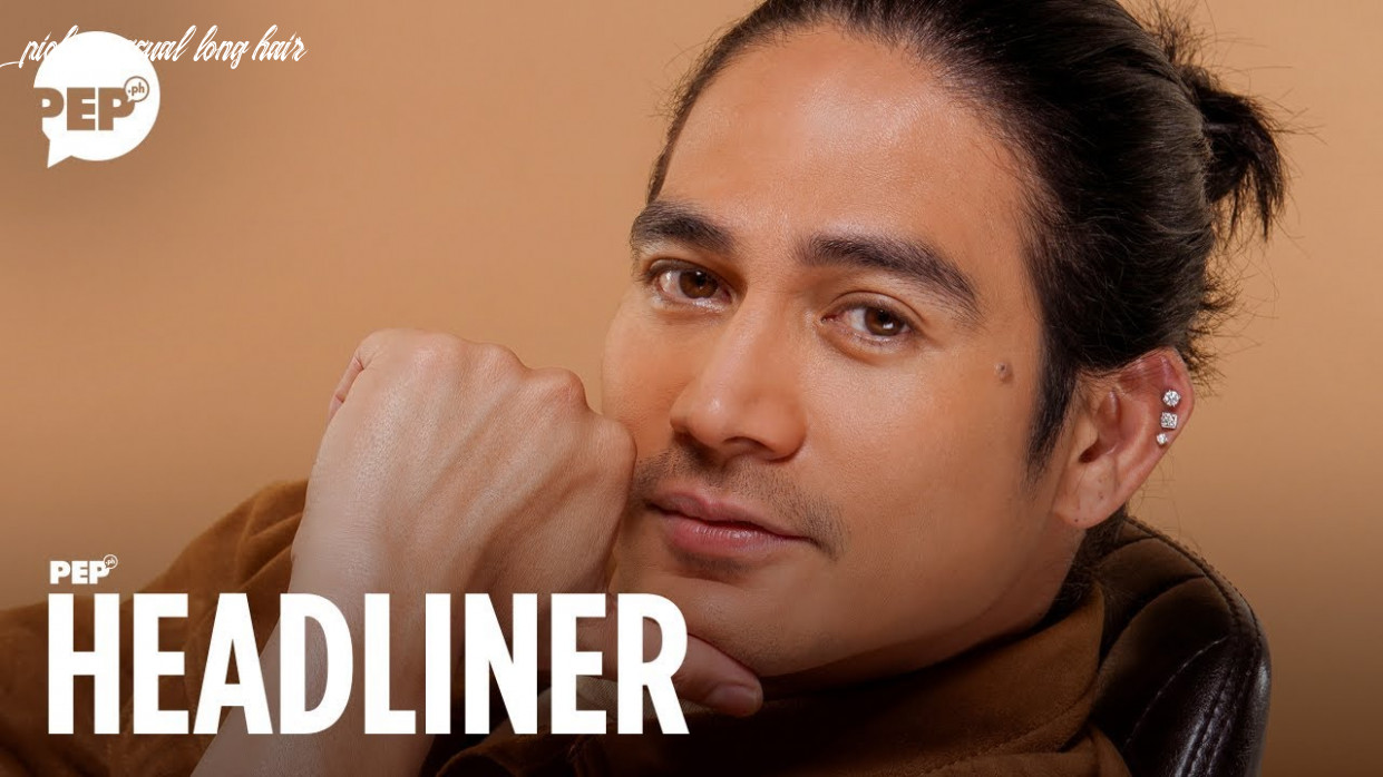 Do you know that piolo pascual also loves this?   pep headliner piolo pascual long hair