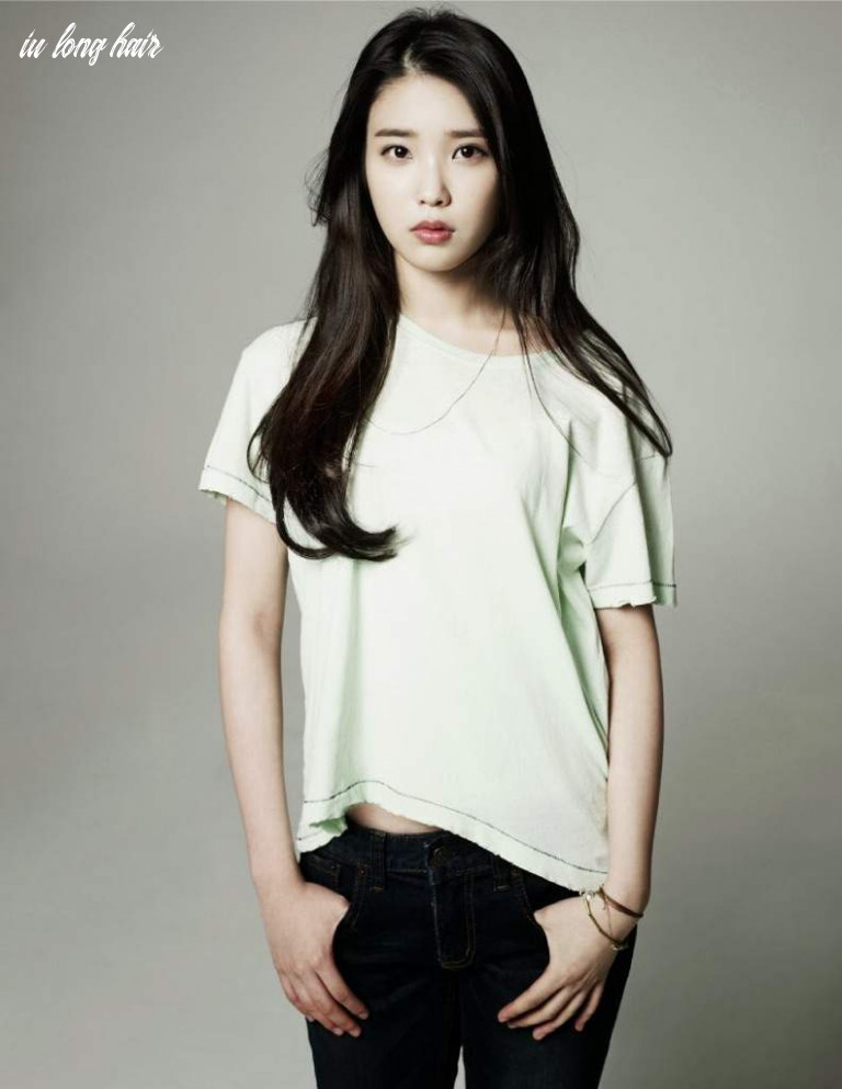 Do you prefer iu with long or short hair? | k drama amino iu long hair