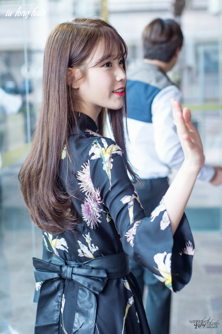 Do you prefer long hair iu? : aiyu iu long hair