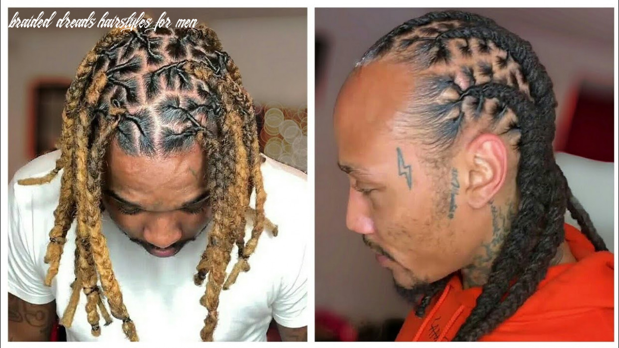 Dreadlocks styles for men (compilation #12) | by locs & tingz x the loc doc braided dreads hairstyles for men