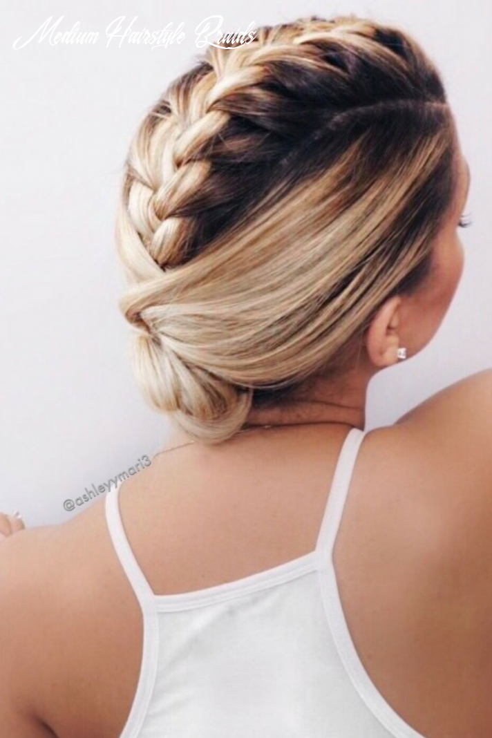Easy braided hairstyles braids protective in 8 | long hair
