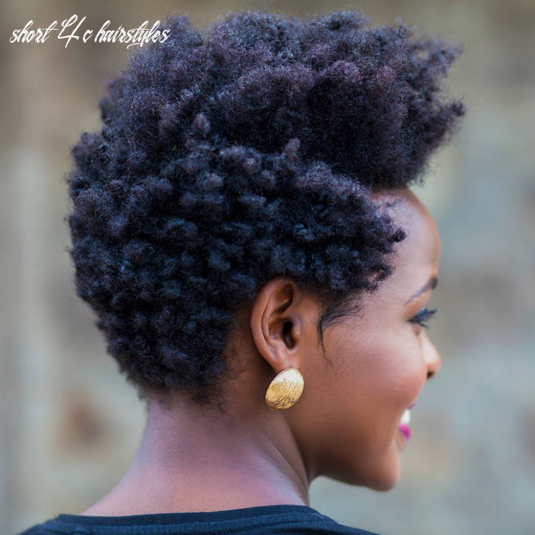 Easy hairstyles for 10c hair essence short 4c hairstyles