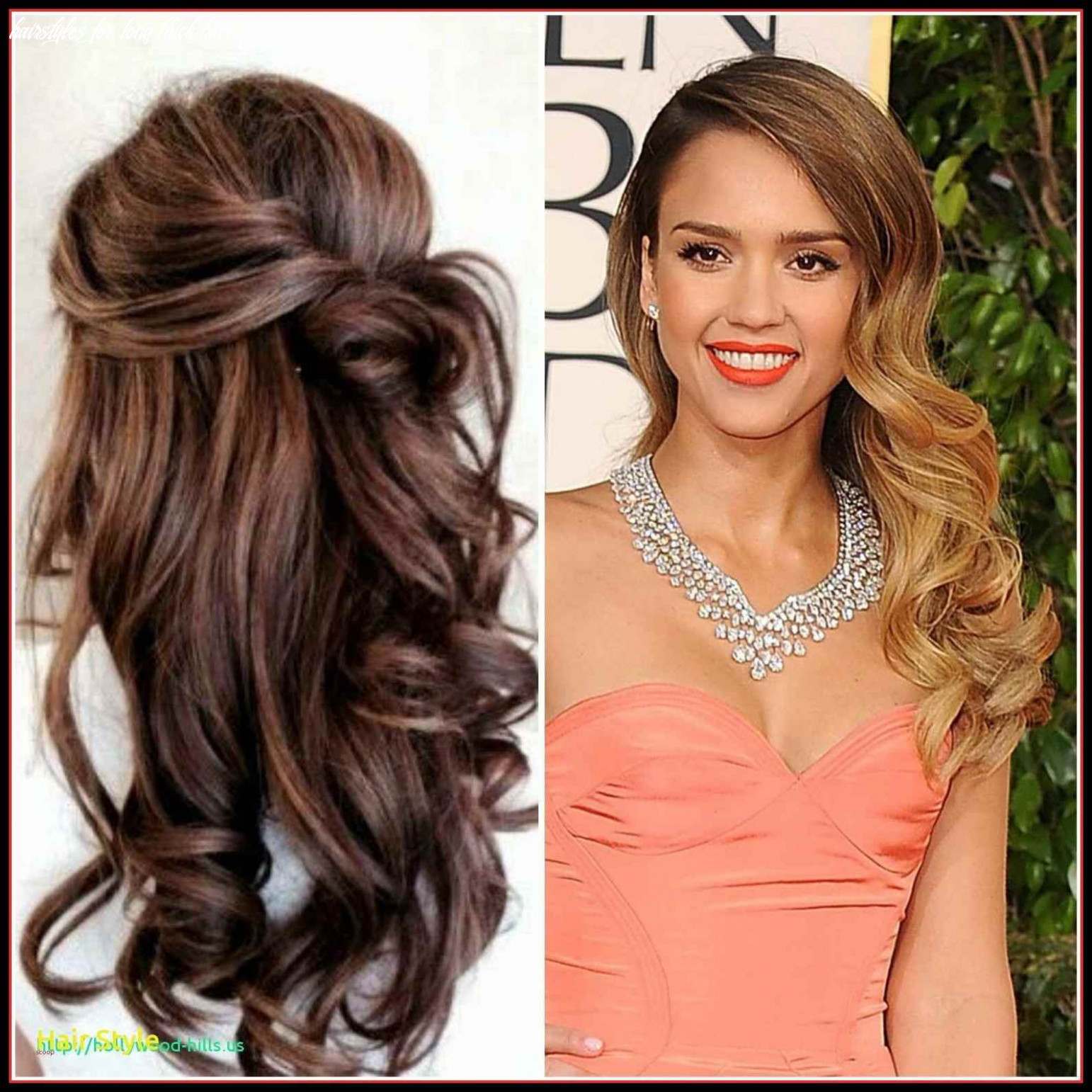 Easy updo for long thick hair 12 12 easy hairstyles for long