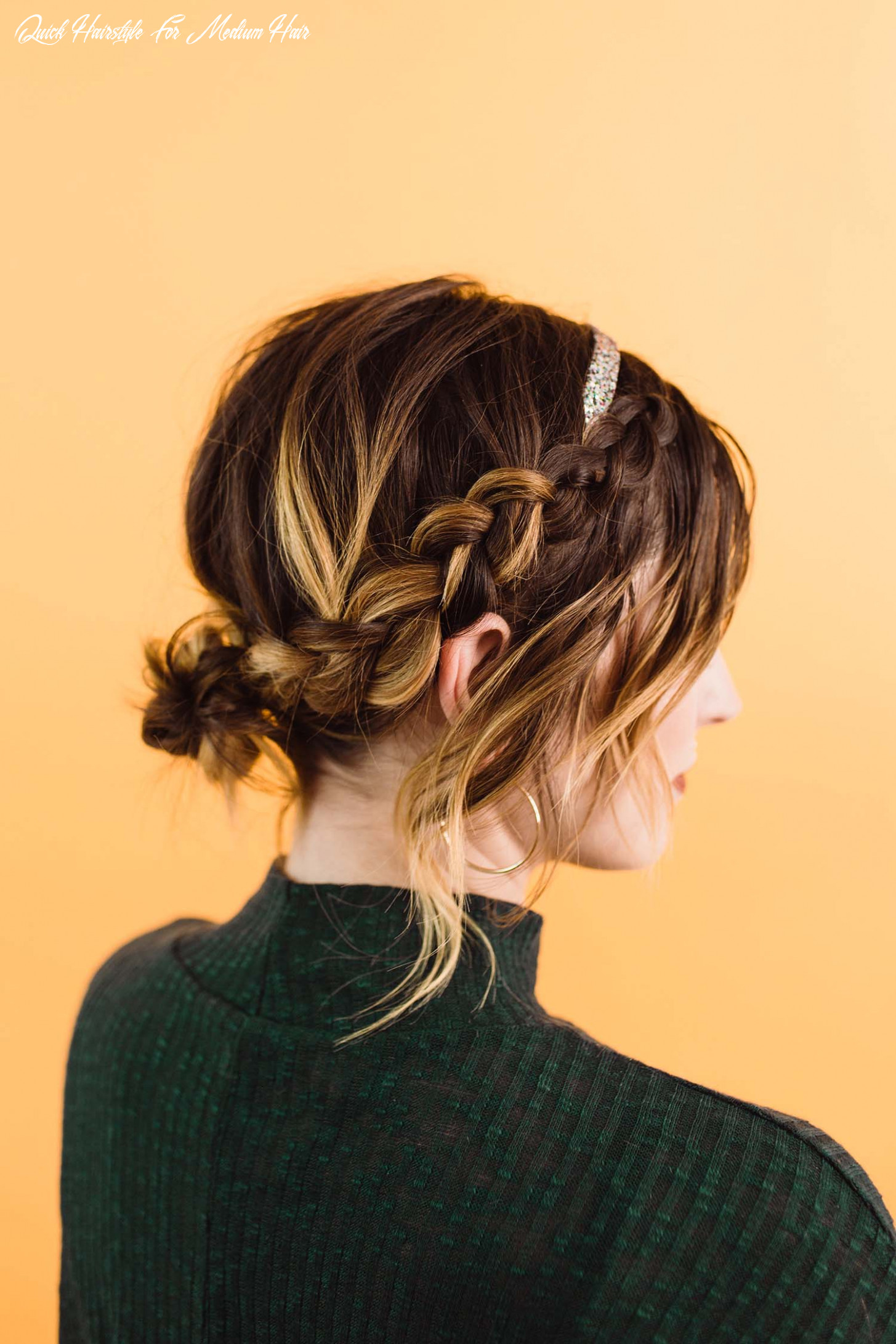 Easy Updo Styles for Medium or Long Hair - A Beautiful Mess