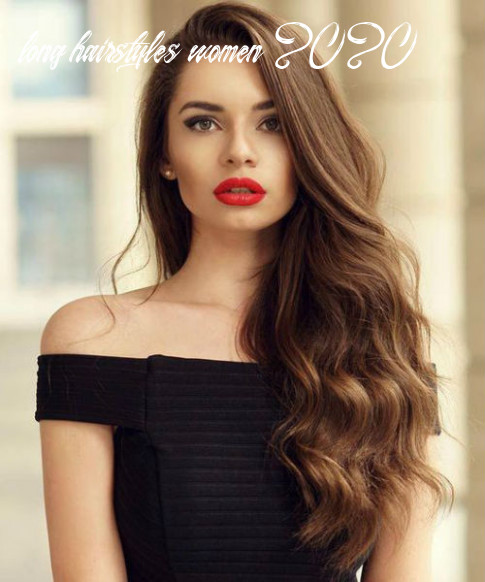 Effortlessly cool long hairstyles 8 for women to look hot and