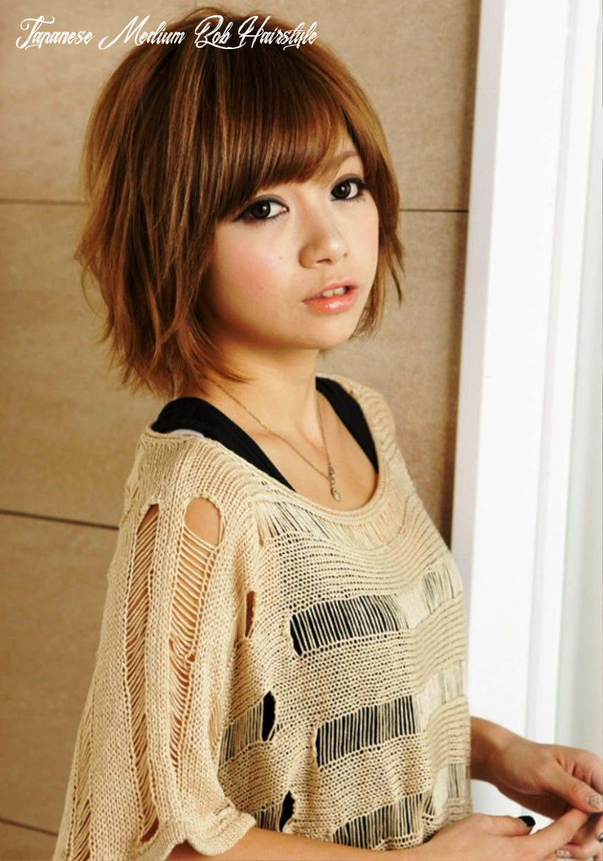Emo and harajuku is a most model of japanese hairstyle : simple