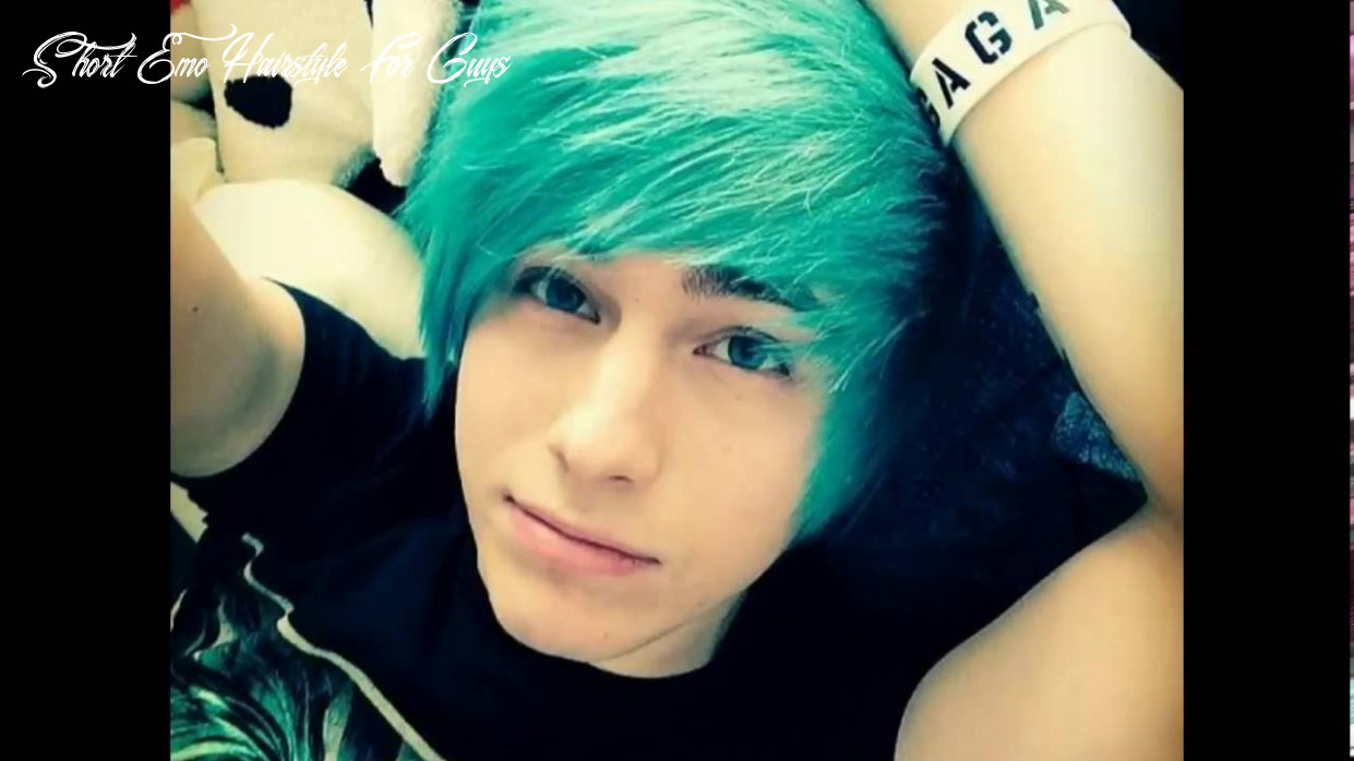 Emotional and Creative Emo Hairstyles for guys । 12 Emo Hairstyles for Guys