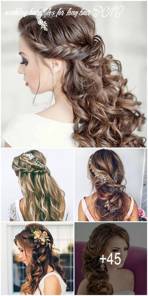 Essential guide to wedding hairstyles for long hair | wedding