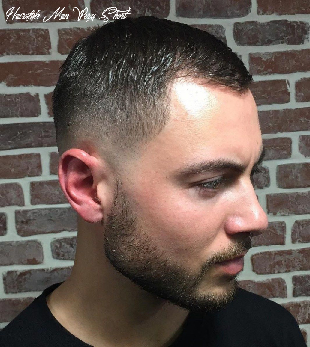 Excellent Short Hairstyles For Men | Balding mens hairstyles, Mens ...
