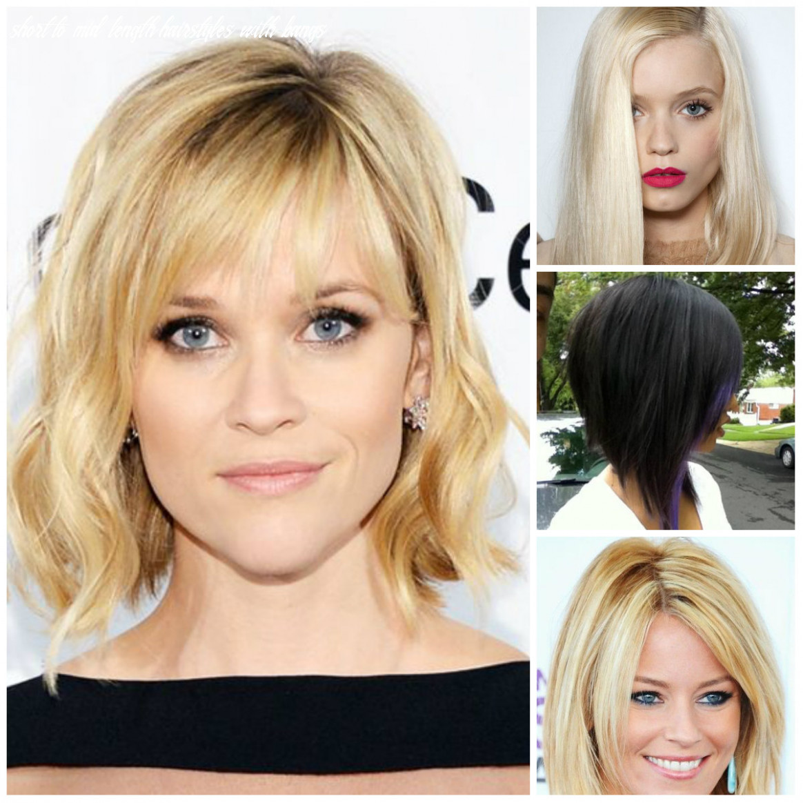 Exclusive Shoulder Length Hairstyles - Hairstyle For Women