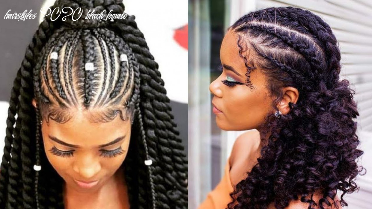 Fall 9 & winter 9 hairstyles ideas for black women hairstyles 2020 black female