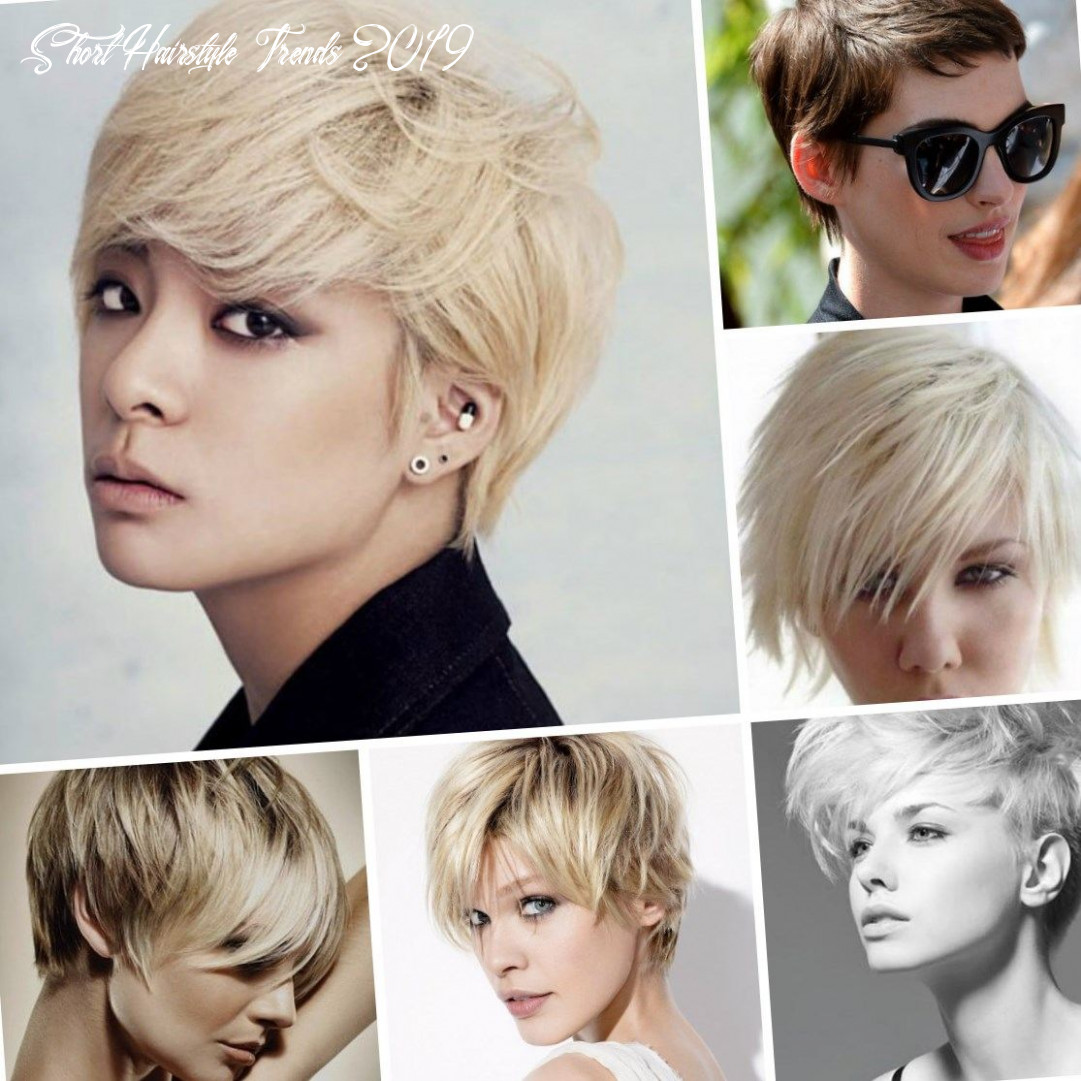 Fall 9 hair trends for short hair short hairstyle trends 2019
