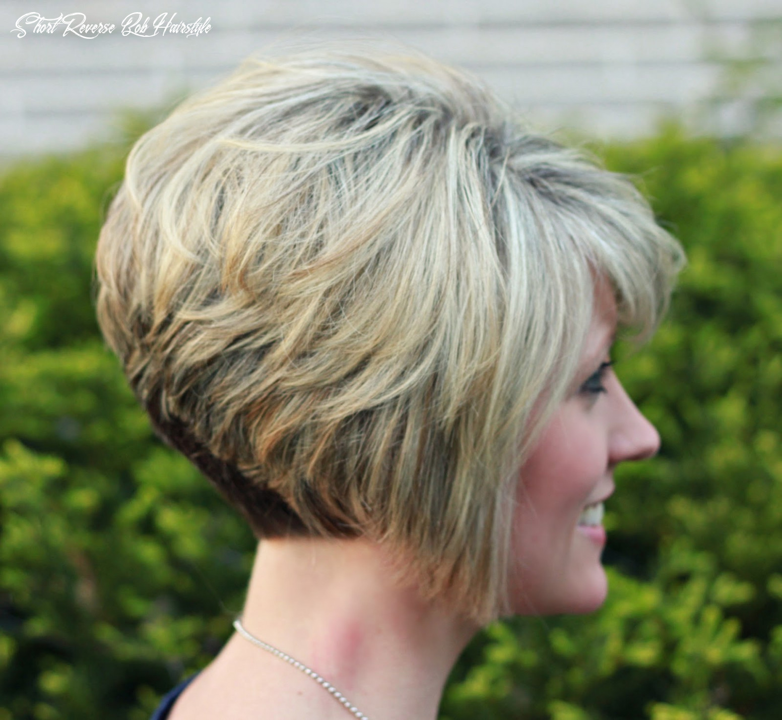 Famous inspiration 8 styling short inverted bobs short reverse bob hairstyle