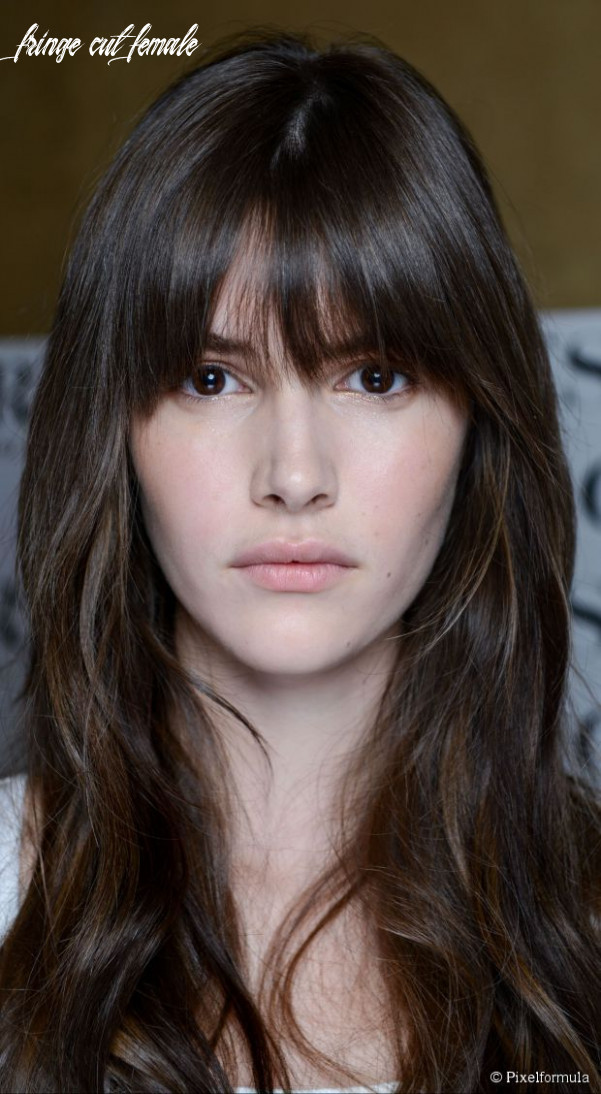 Fantastic fringe: how to master french girl bangs   french hair