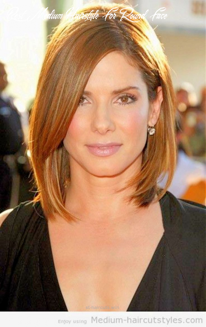 Fantastic hairstyles for women over 10 with round face best