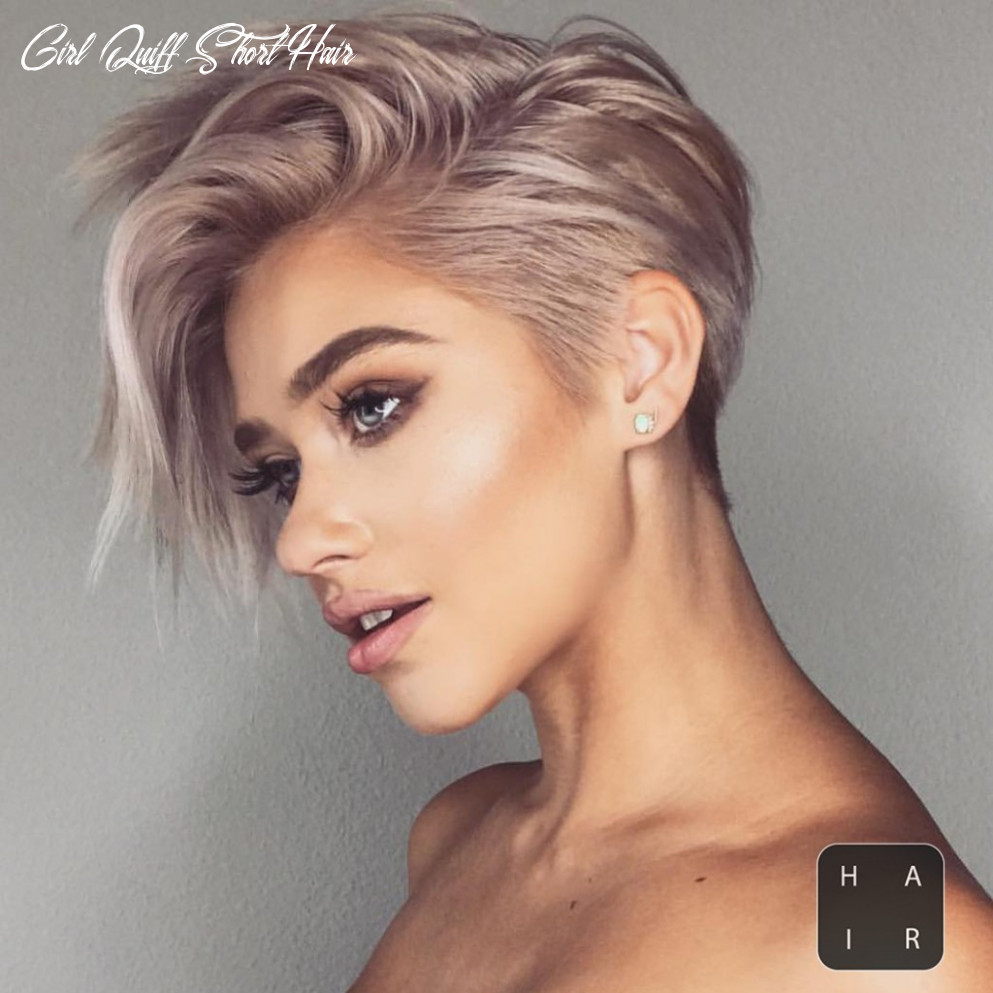 Fashionnfreak: pixie haircuts for 12 girl quiff short hair
