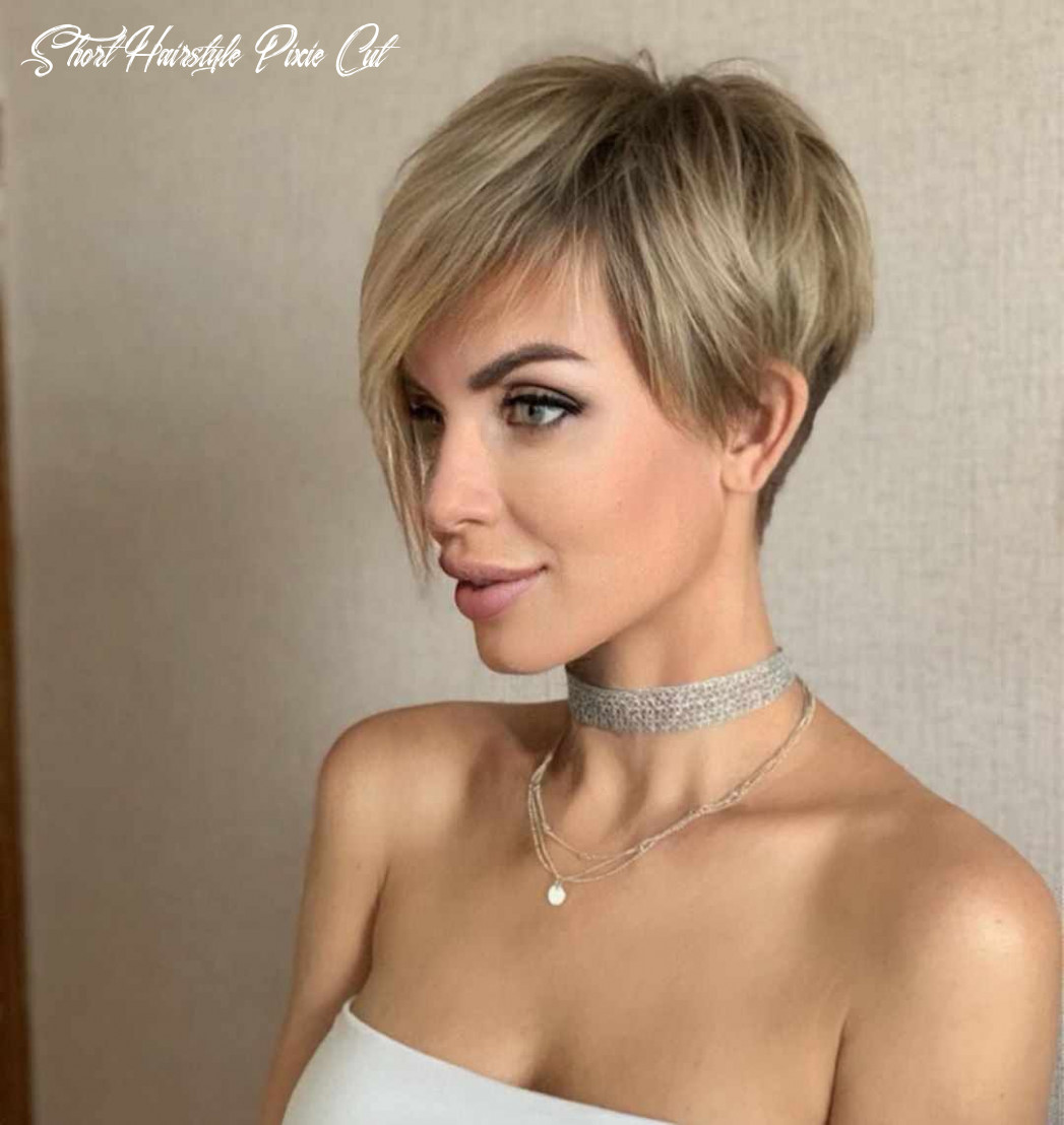 Feminine Pixie Haircuts Ideas for Women in 9 Year | Short hair ...