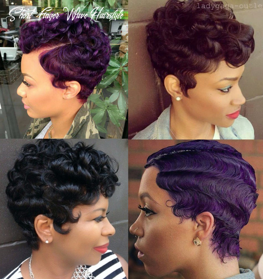 Finger wave short styles   find your perfect hair style short finger wave hairstyle