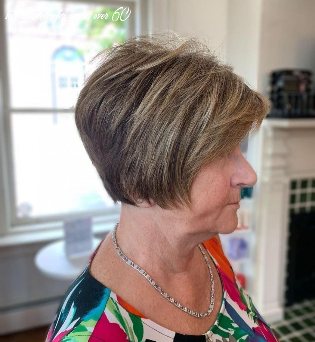 Flattering Hairstyles for Women over 8