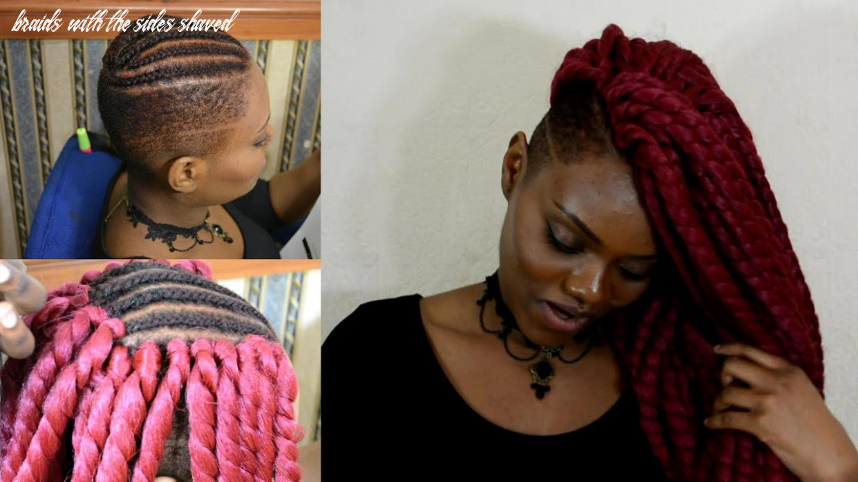 FLAWLESS Havana Twist w/ Shaved Sides!! | Crochet Braids