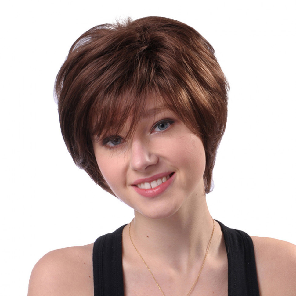 ?follure?natural short wigs for women human hair wig short hair wig walmart