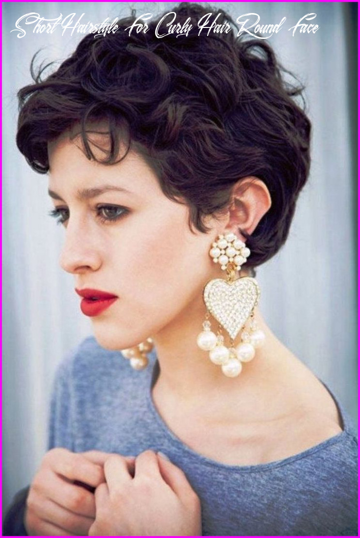 For curly hair & round face 11 | short wavy haircuts, curly