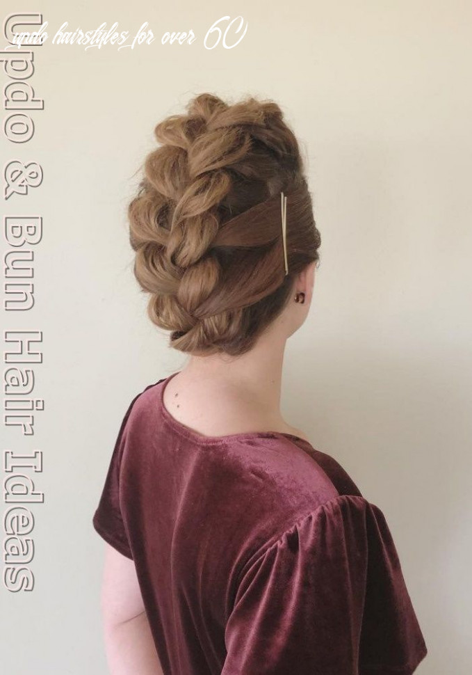 For prom updo hair styles what is the best hair color for over 10