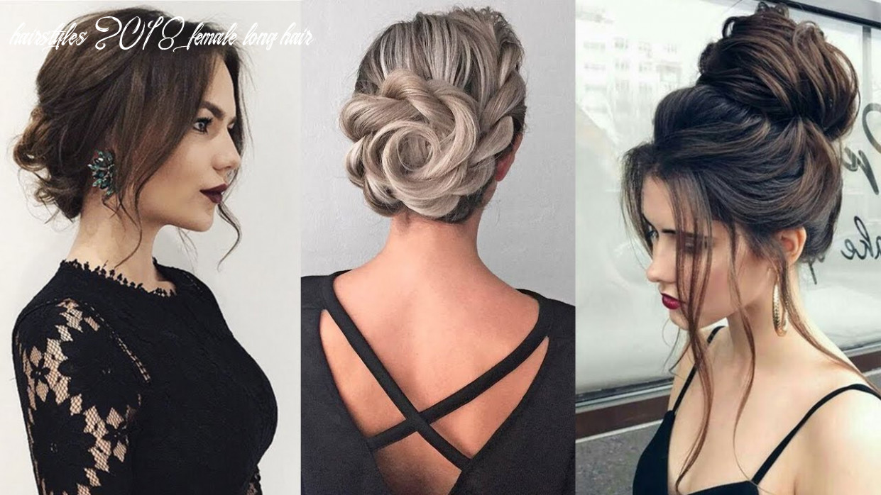 Formal updos for long hair | prom & wedding hairstyles hairstyles 2018 female long hair