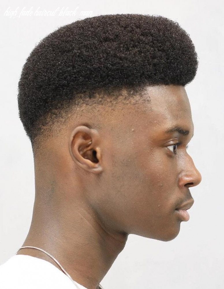 Fresh to death: 10 fades for black men | haircut inspiration high fade haircut black man