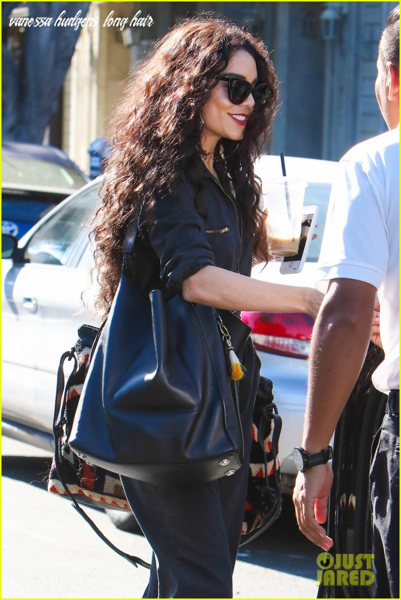 Full Sized Photo of vanessa hudgens long hair again hair salon 11 ...