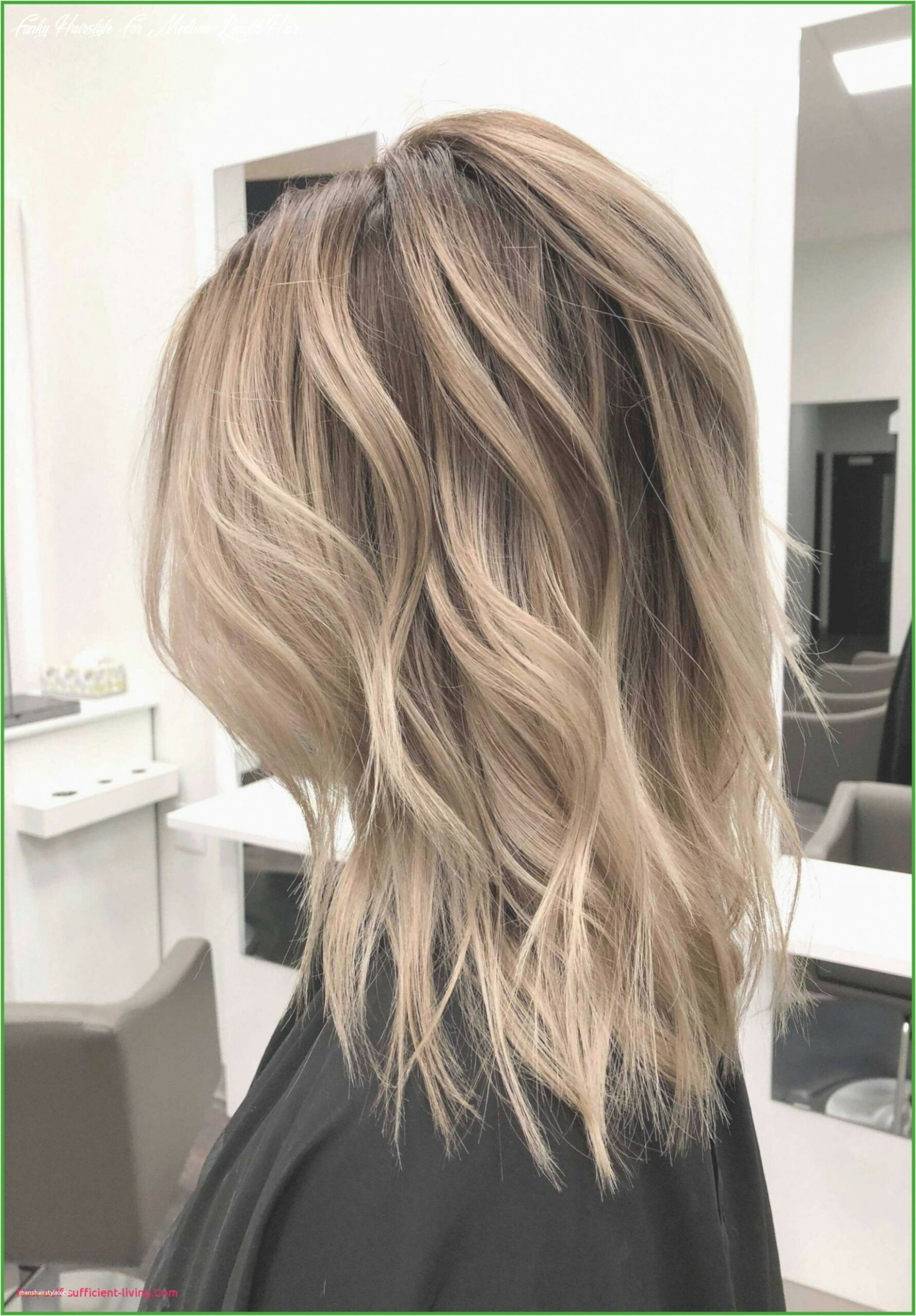 Funky hairstyles for medium length hair inspirational hairstyles